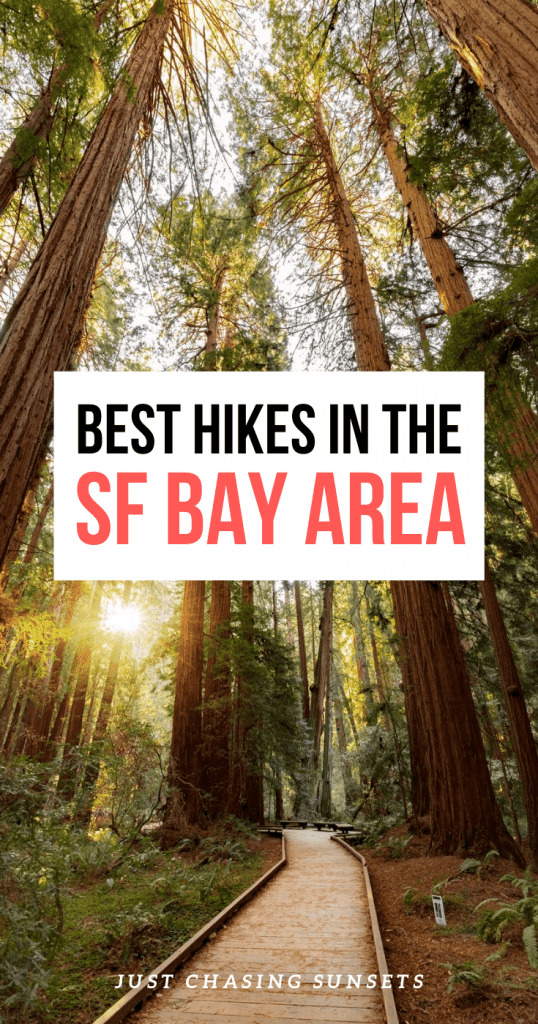 hikes in the SF Bay Area