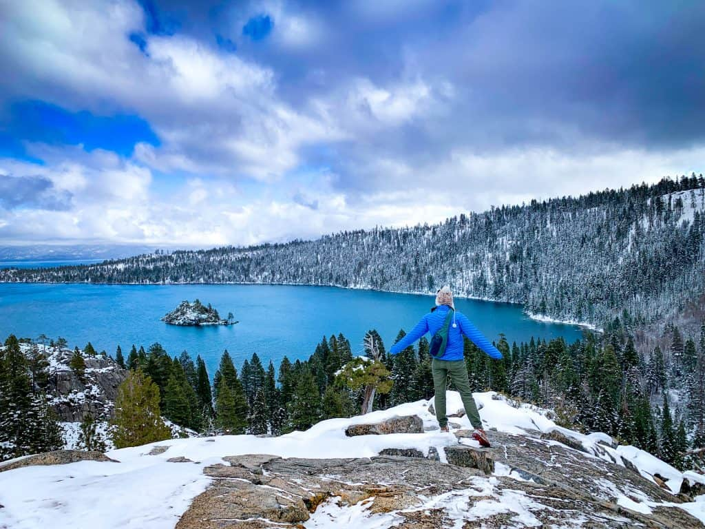 Eagle Lake Trail, Lake Tahoe, California