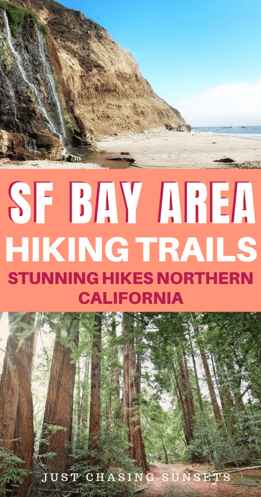 SF Bay Area hiking trails