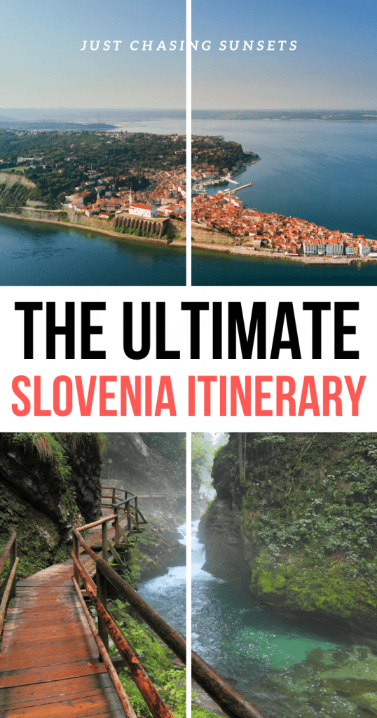 The Ultimate Slovenia Itinerary
