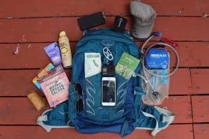 What to bring on a short hike