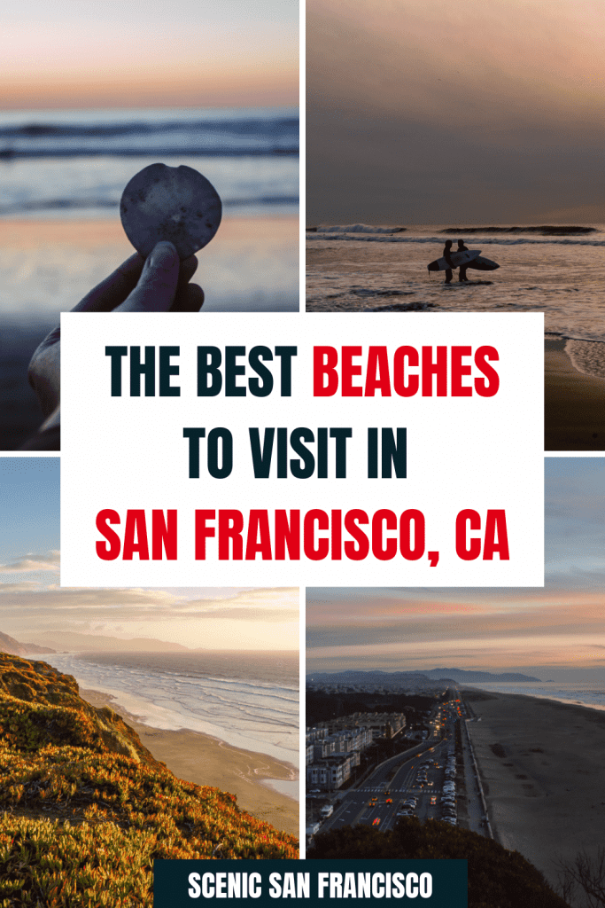 The best beaches to visit in San Francisco, CA
