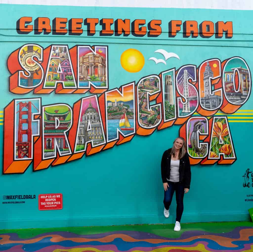 3 days in San Francisco Itinerary